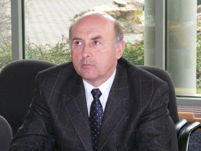 Ács József elnökhelyettes