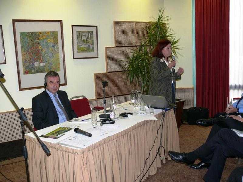 FFA-GOSZ Konferencia Budapesten