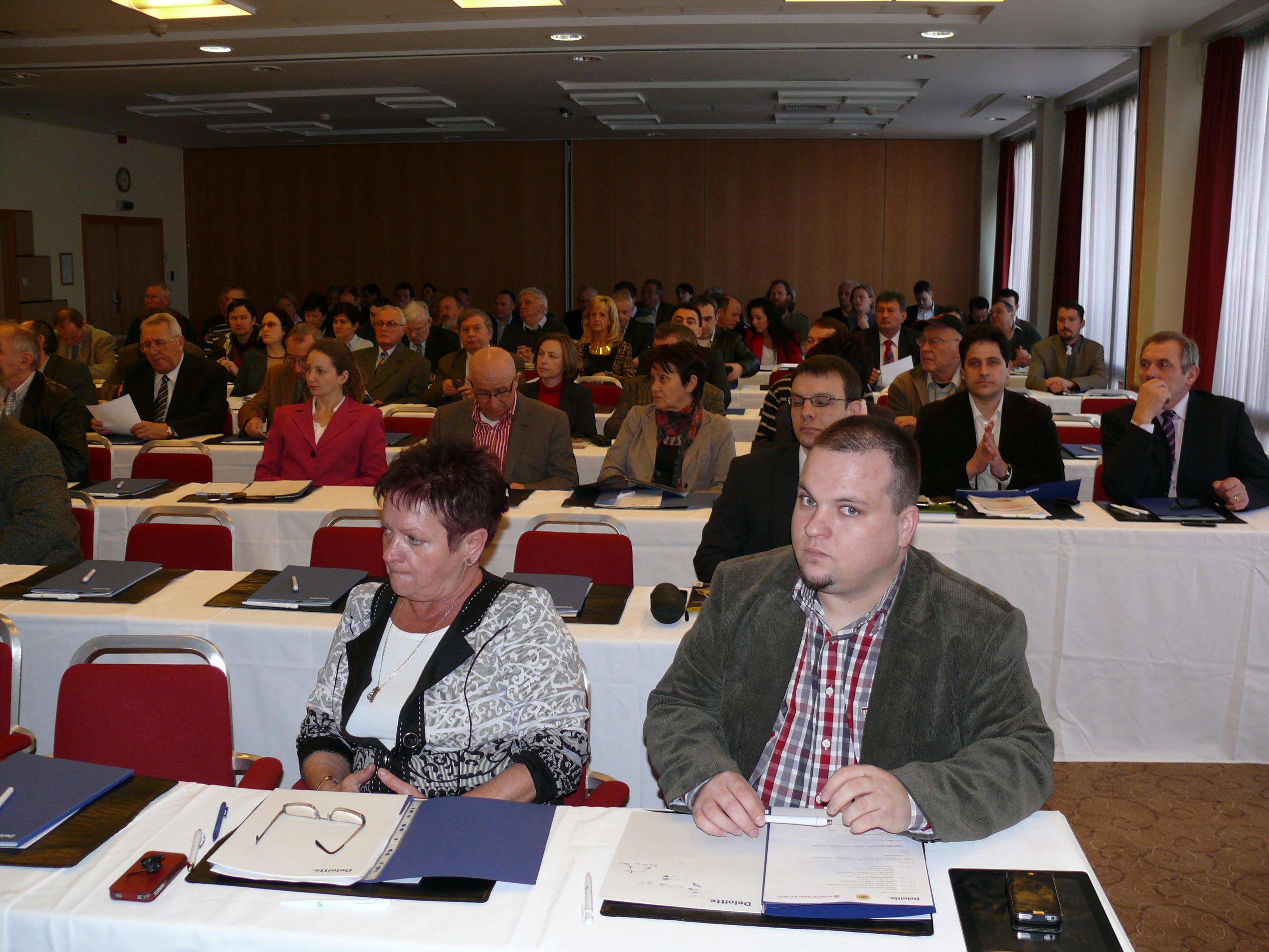 Agráripari konferencia