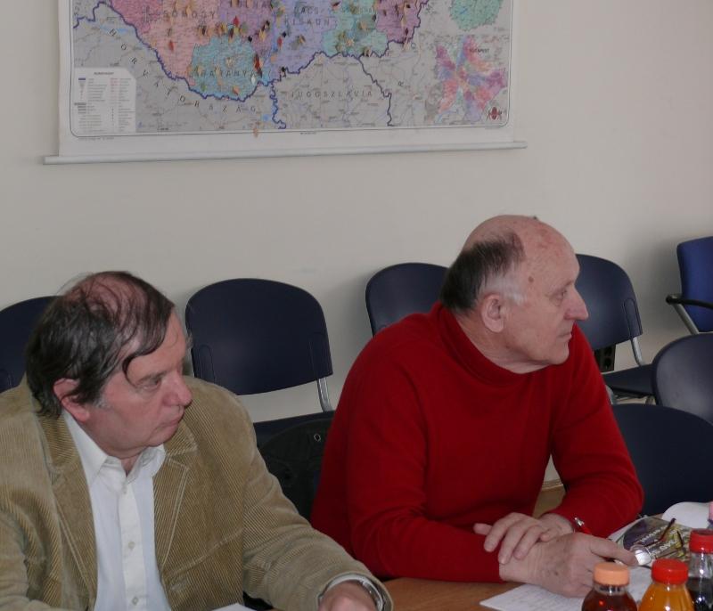 Dr. Szabó Zoltán, Dr. Póczik István