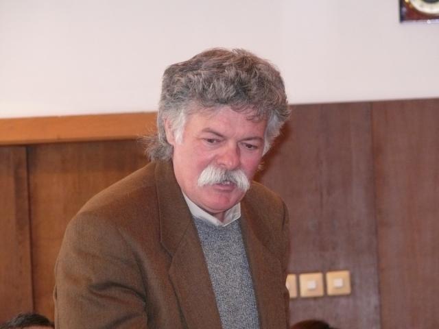 Karsai Ferenc elnökségi tag