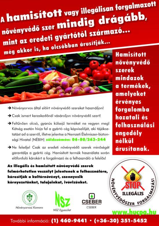 Harc a növényvédőszer hamisítás ellen