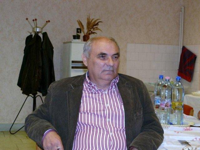 Prof. Dr. Forgács Barna elnökségi tag