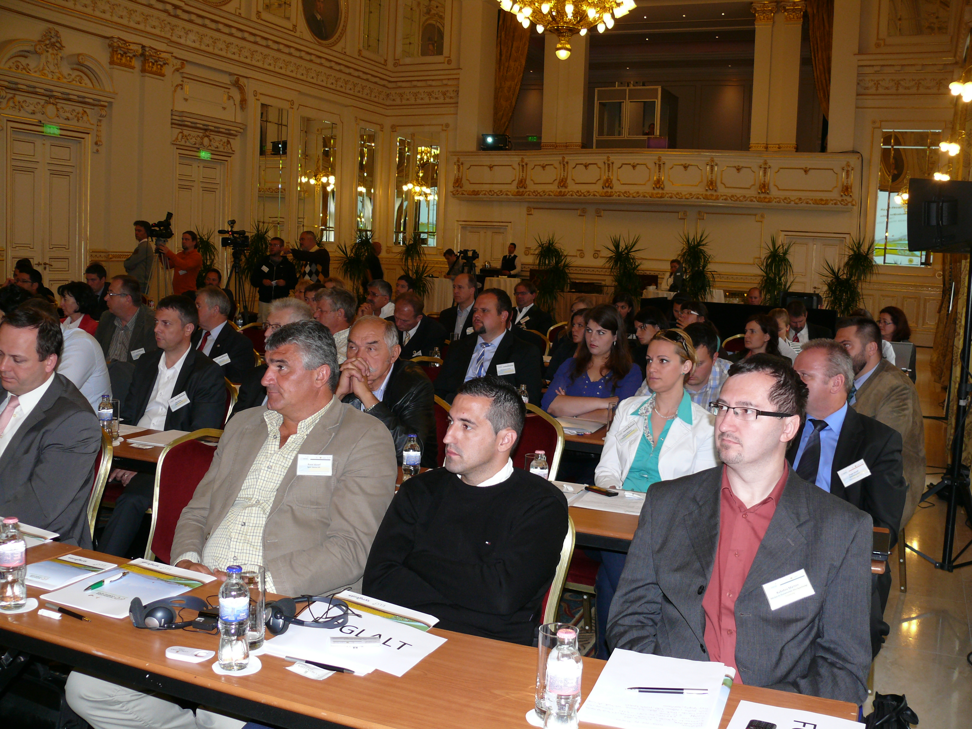 Multifunctional Landscapes roadshow in Budapest