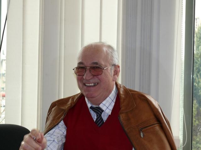 Szemenyei Sándor elnökségi tag