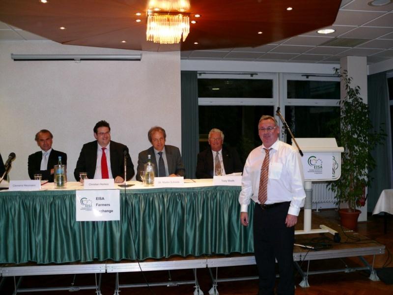 Véleménycsere a gazdák között Alsó-Szászország