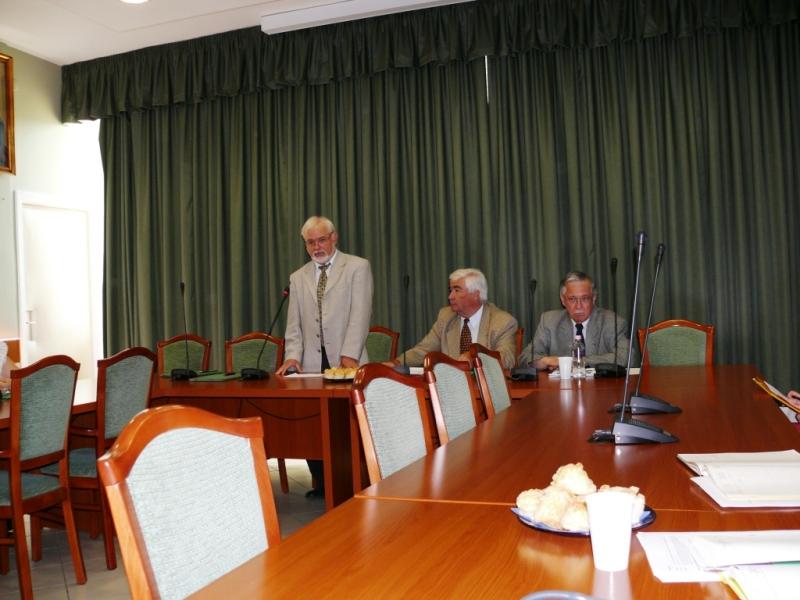 FIT ülés és szemle - Tordas