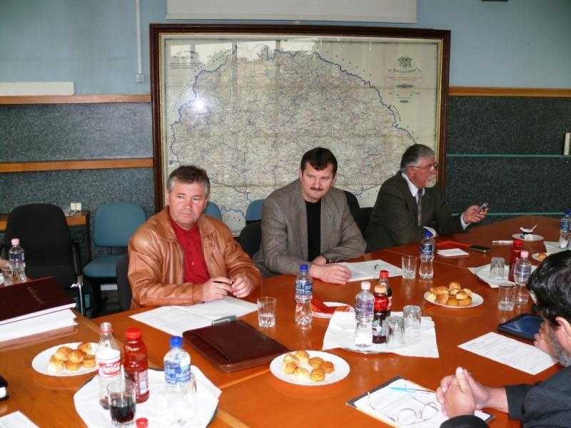 Fajta Innovációs Tanács (FIT) alakuló ülés