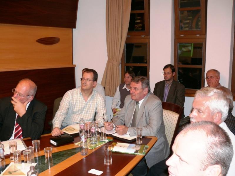GOSZ Elnökségi és FIT ülés - Szlovákia
