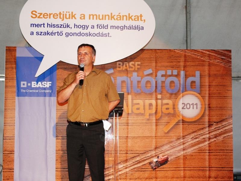 Hajdúböszörmény BASF rendezvény