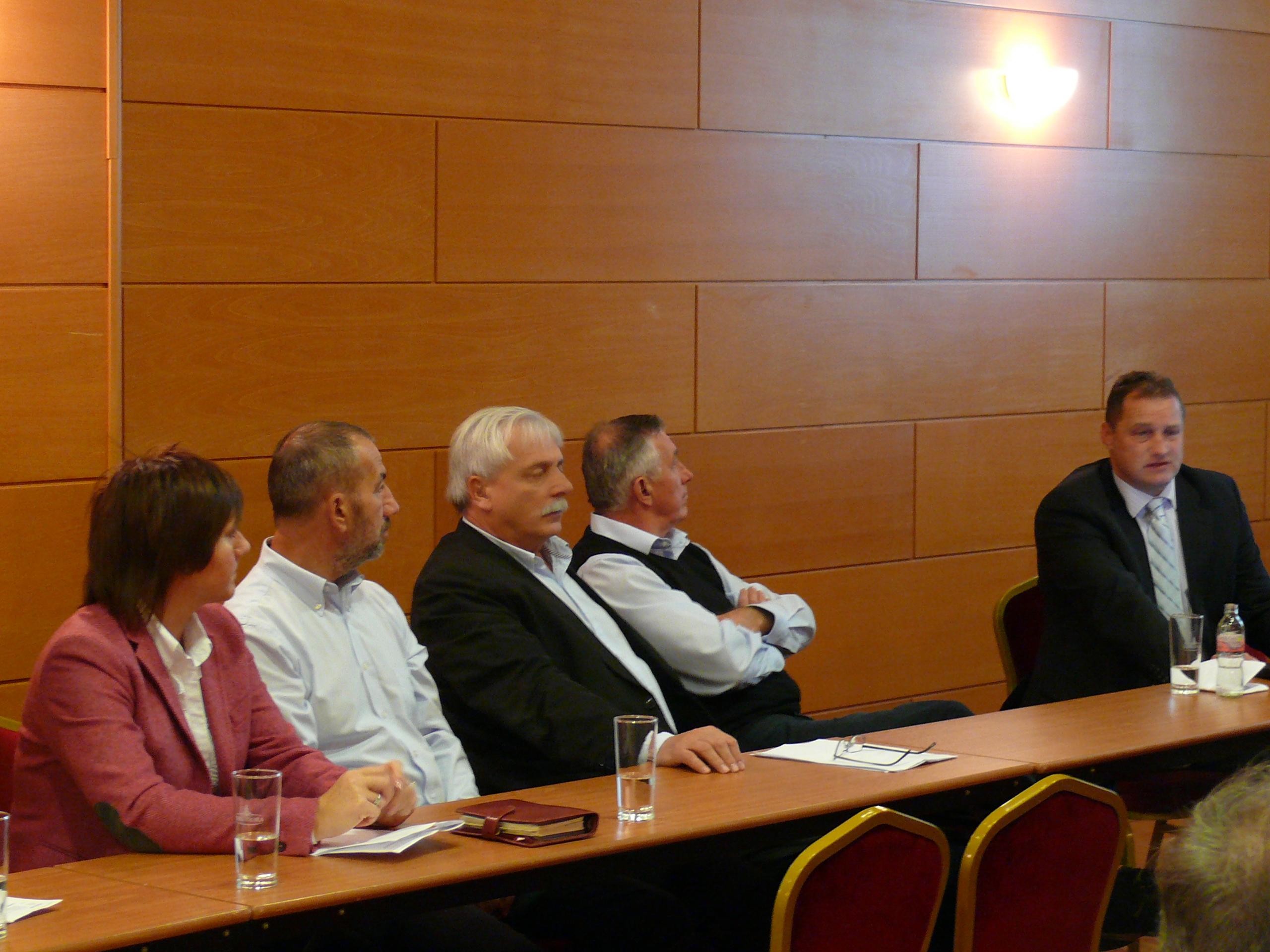 Elnökségi ülés