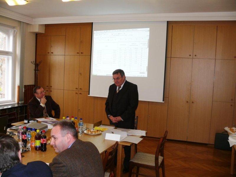 A 2008. évi posztregisztrációs kukorica kísérletek kikódolása