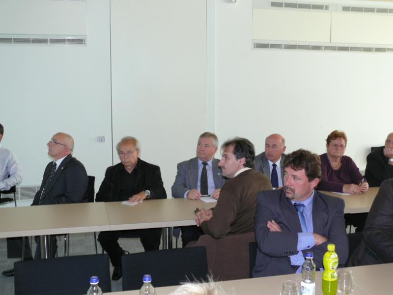 GOSZ Elnökségi ülés - Pannonhalma